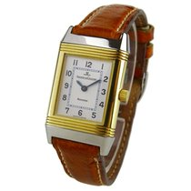 Jaeger-LeCoultre Reverso Lady Gold/Steel 19.5mm Silver