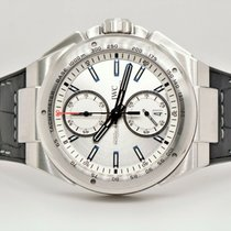 IWC Ingenieur Chronograph Racer Steel 46mm Silver United States of America, Washington, Bellevue