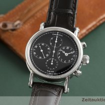 Chronoswiss Kairos Steel 38mm Black