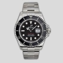 Rolex Sea-Dweller Steel 43mm Black United States of America, New York, New York