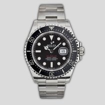 Rolex Sea-Dweller pre-owned 43mm Black Steel