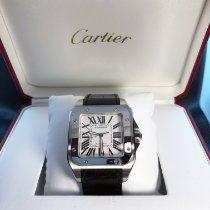 Cartier Santos 100 W20073X8 2008 pre-owned