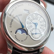 F.P.Journe Octa Platinum 40mm Silver Arabic numerals