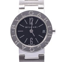 Bulgari Bulgari Steel 23mm Black