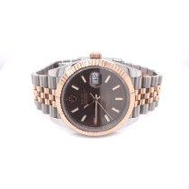 Rolex Datejust II Gold/Steel 41mm Brown No numerals United States of America, Florida, Clearwater