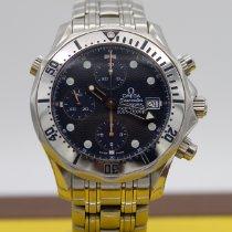 Omega 25988000 Acier 2001 Seamaster Diver 300 M 42mm occasion