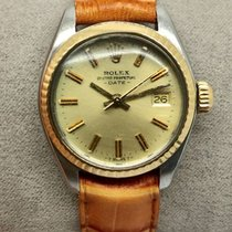 Rolex Lady-Datejust Or jaune 26mm Or Sans chiffres France, Céret