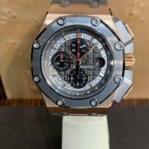 Audemars Piguet 26568OM.OO.A004CA.01 Or rose 2013 Royal Oak Offshore Chronograph 44mm nouveau