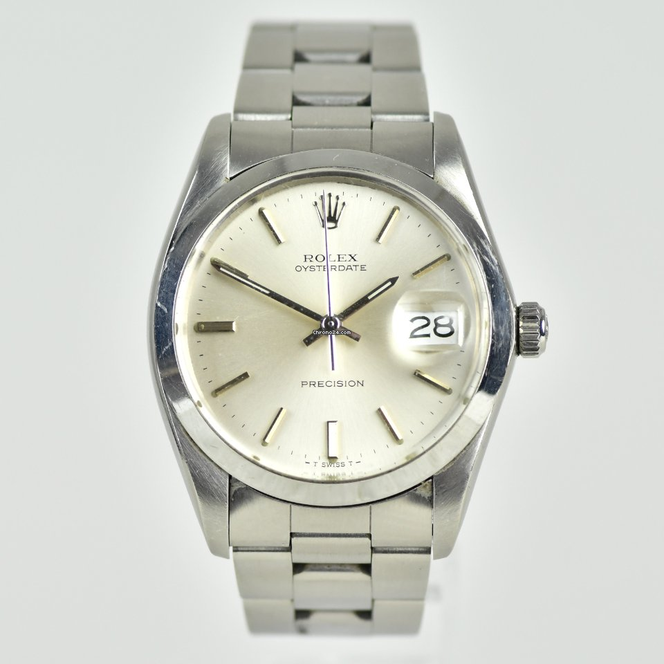 Rolex Oyster Precision 6694 1984 pre-owned