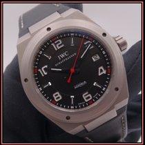 IWC Ingenieur AMG Titanyum 42.5mm Siyah Arap rakamları