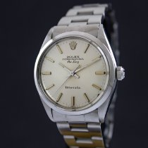 Rolex Air King Precision Acero 34mm Plata Sin cifras España, Barcelona