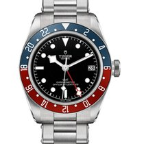 Tudor Black Bay GMT Steel 41mm Black No numerals United States of America, Florida, Miami