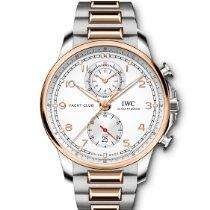 IWC Portugieser Yacht Club Chronograph IW390703 2020 neu