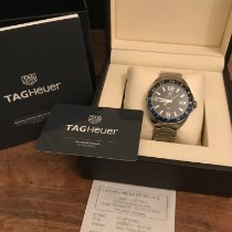 TAG Heuer Formula 1 Calibre 7 Steel 41mm Black Arabic numerals