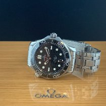 Omega Seamaster Diver 300 M Steel 42mm Black No numerals United States of America, California, Irvine