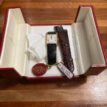 Cartier Tank Louis Cartier Red gold 100mm Silver United States of America, Florida, Winter Springs
