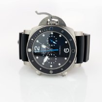 Panerai Luminor Submersible 1950 3 Days Automatic Titanium 47mm Black Arabic numerals United States of America, California, Irvine