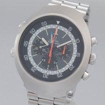 Omega Flightmaster Steel Grey