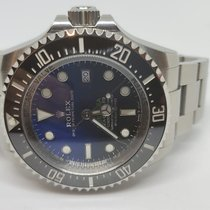 Rolex Sea-Dweller Deepsea Steel 44mm Black No numerals United States of America, Delaware, Middletown
