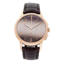 Zenith Elite Chronograph Classic Rose gold 42mm Grey No numerals United States of America, Pennsylvania, Bala Cynwyd