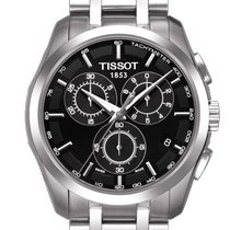 Tissot Couturier Steel 41mm Black No numerals United States of America, Massachusetts, Florence