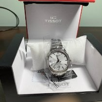 Tissot PR 100 Steel 39mm Silver United States of America, New Jersey, Upper Saddle River