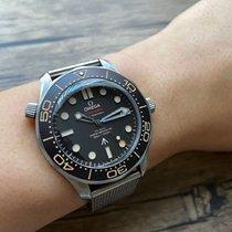Omega Seamaster Diver 300 M Titanium 42mm Black No numerals United States of America, California, Sunnyvale