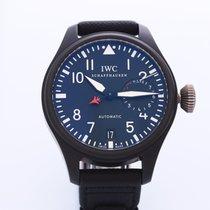 IWC Big Pilot Top Gun IW501901 подержанные