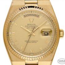 Rolex Day-Date Oysterquartz 19018 1981 gebraucht