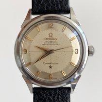 歐米茄 2852 鋼 1957 Constellation 35mm 二手