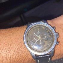 Omega Speedmaster Professional Moonwatch Steel Black No numerals United States of America, Texas, 75234