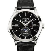 Patek Philippe Minute Repeater Perpetual Calendar Platinum 40mm White
