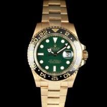 Rolex GMT-Master II Yellow gold 40mm Green No numerals South Africa, Pretoria