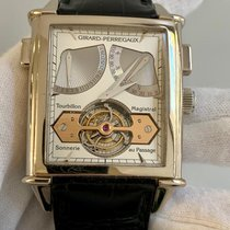 Girard Perregaux Platinum pre-owned Vintage 1945