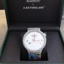 Swatch Jamais portée Plastique 47mm Quartz
