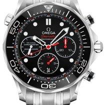 Omega 21230425001001 Acier Seamaster Diver 300 M 41.5mm nouveau