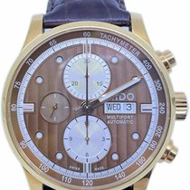 Mido Multifort Chronograph Steel 44mm Brown No numerals United States of America, Florida, Naples