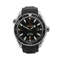 Omega 232.30.46.21.01.003 Steel 2018 Seamaster Planet Ocean 45.5mm pre-owned United States of America, New York, New York