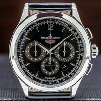 Jaeger-LeCoultre Master Chronograph Otel 40mm Negru Arabic