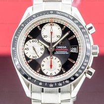 Omega Speedmaster Date Steel 40mm Black Arabic numerals United States of America, Massachusetts, Boston