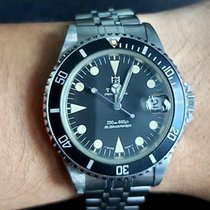 Tudor Submariner 75190 1998 pre-owned