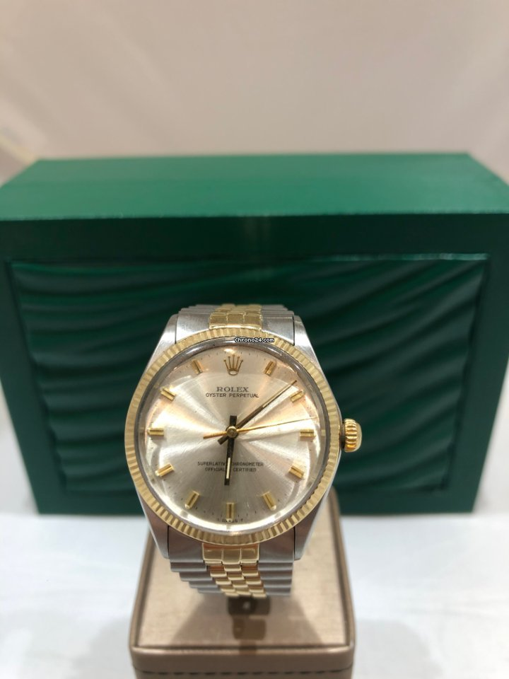 Rolex 1005 1989 pre-owned