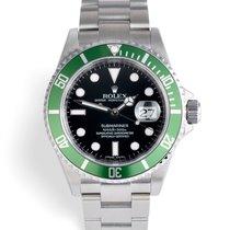Rolex Submariner Date 16610LV 2008