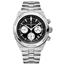 Vacheron Constantin Overseas Chronograph new Automatic Chronograph Watch with original box and original papers 5500V/110A-B481