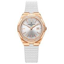 Vacheron Constantin Overseas new Quartz Watch with original box and original papers 1205V/000R-B592