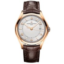 Vacheron Constantin new Automatic Central seconds 40mm Rose gold Sapphire crystal