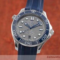 Omega Seamaster Diver 300 M Acier 42mm Gris