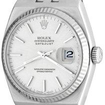 Rolex Datejust Oysterquartz Steel 36mm Silver No numerals United States of America, Texas, Dallas