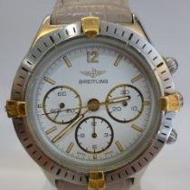 Breitling Callisto Steel 36mm White No numerals