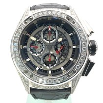 Cvstos pre-owned Automatic 45mm Black Sapphire crystal